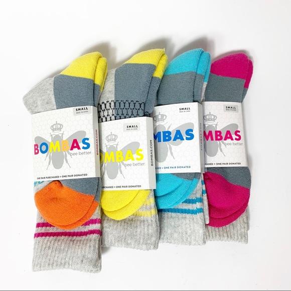 a12cd0c04 NWT Bombas Women s Originals Calf Sock 4-Pack